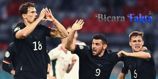 Jerman Nyaris Tersingkir di Euro 2020! Untung Ada Leon Goretzka!