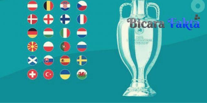 Liga Pertandingan Euro 2020