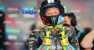 Valentino Rossi di MotoGP Belanda 2021