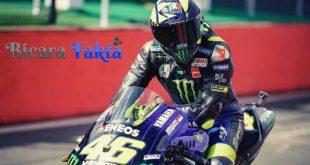 Valentino Rossi haruskah dia bertahan atau pergi