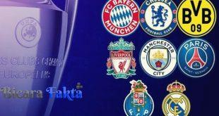 Jadwal UEFA Champion 2021 2022 Bakal Memberikan Tontonan Menarik